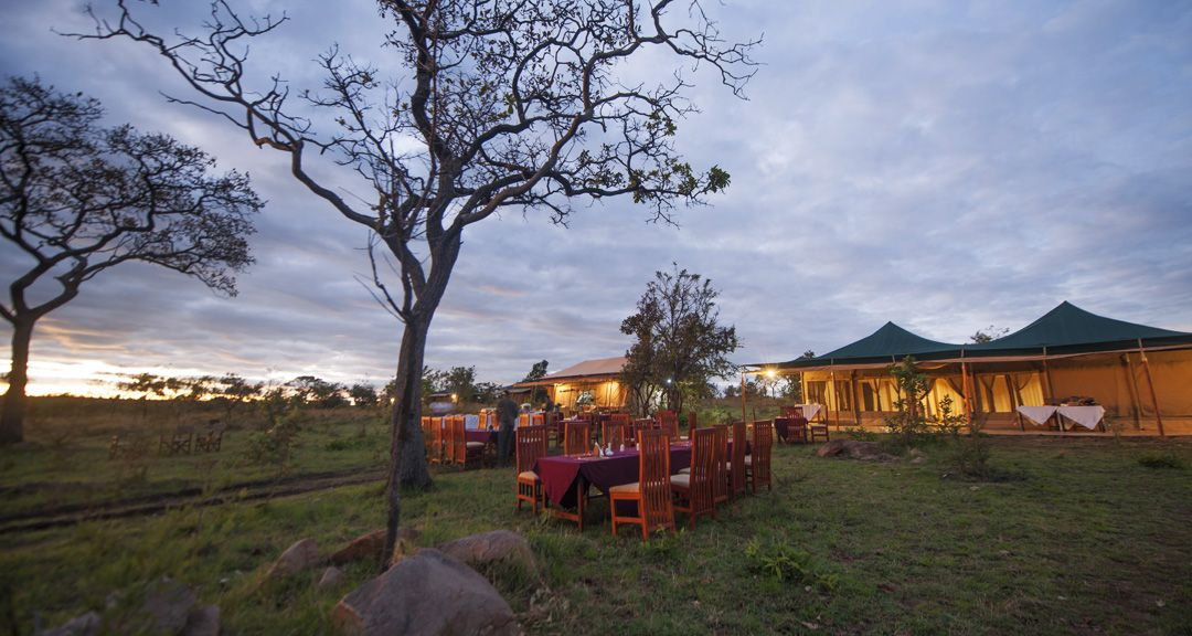 Serengeti Acacia Camp Gallery Acacia Migration Camp Bush Dining